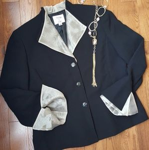 Collection for Le Suite blazer size 14